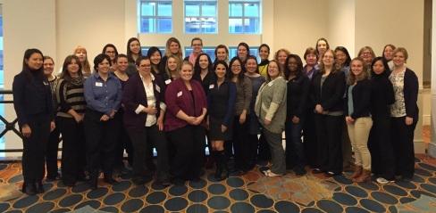 FY16 Senate Team at the Winter Senate Meeting in Philadelphia