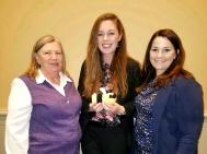 Fran, Britany, and Natalie at WE16 in Philadelphia